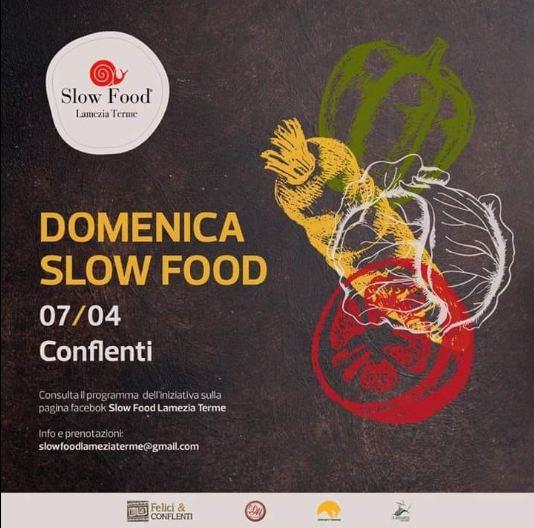 Slow food. lcoandina evento