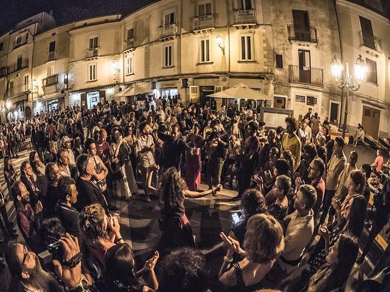 Felici & Conflenti: festa piazza Pontano