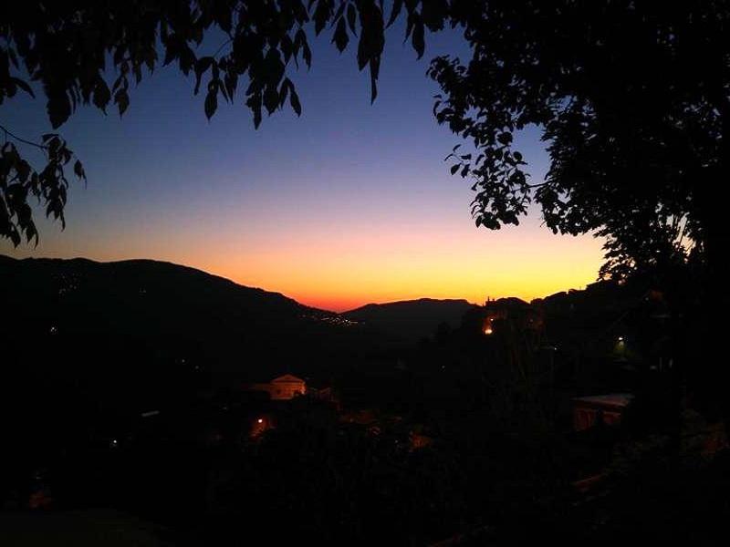 Attrazione fatale: un tramonto