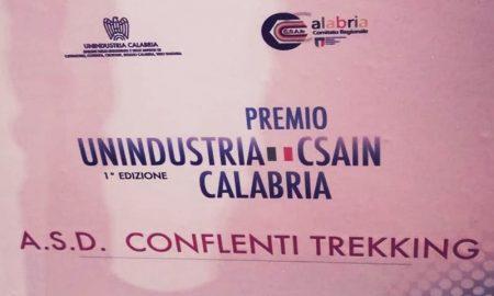 Premio Csain e Unindustria calabria