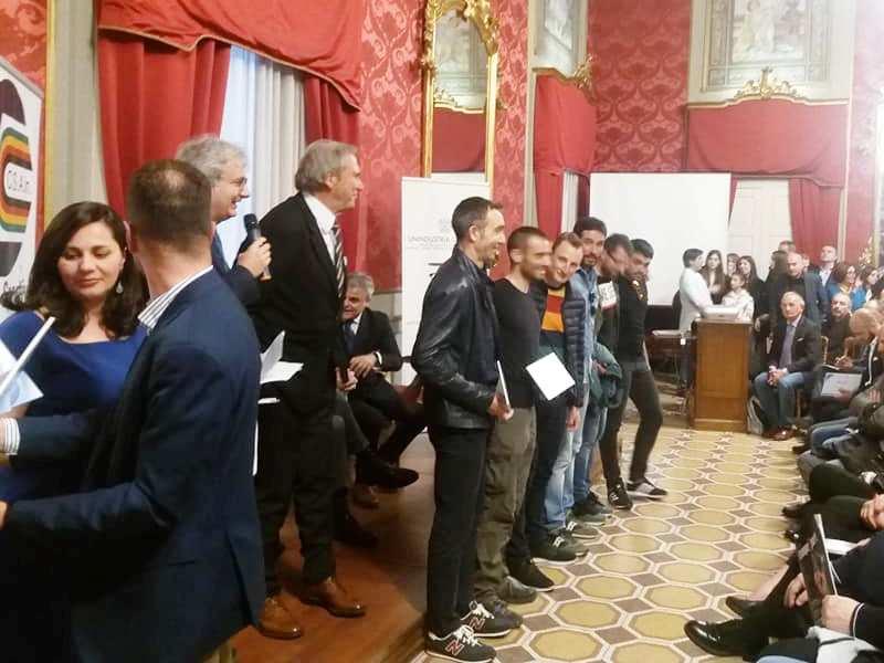 Premio Csain. alcuni premiati