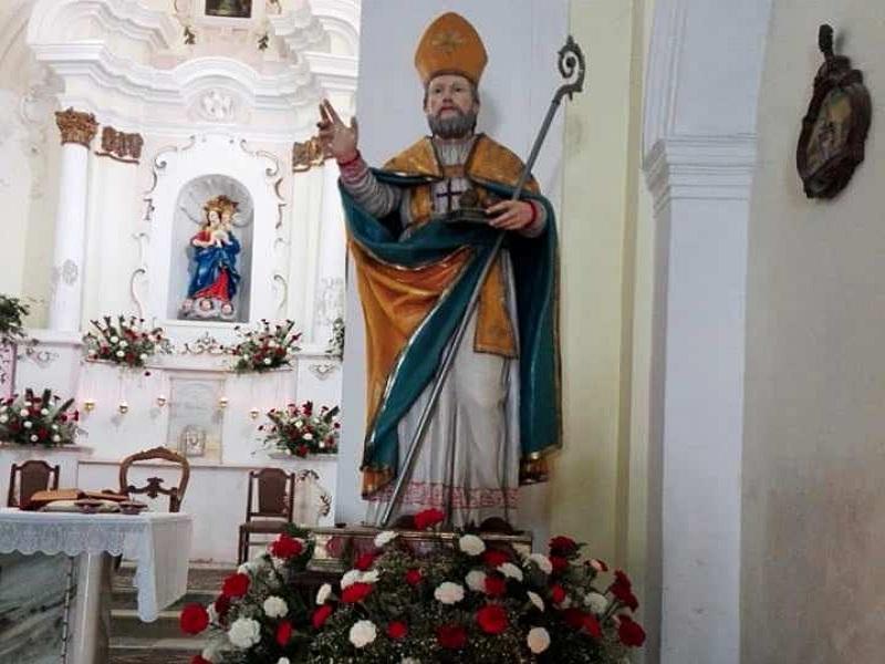San Nicola Nella Chiesa di Loreto