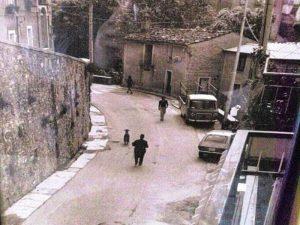 Via Marconi In Passato
