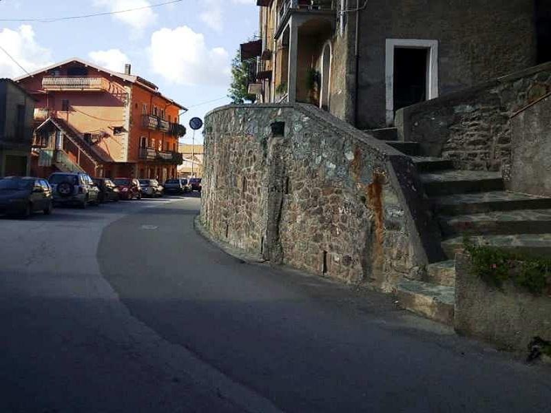 Via Marconi: un tratto di via marconi