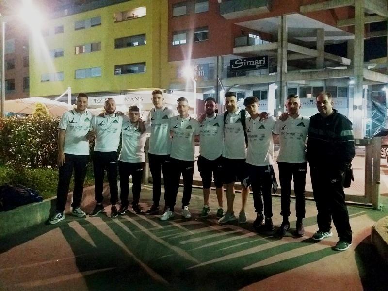 Calcio A 5: in partenza