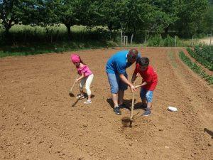 Coltiviamo Le Tradizioni: coltivare
