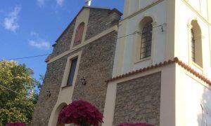 2 Luglio: La chiesa con i fiori