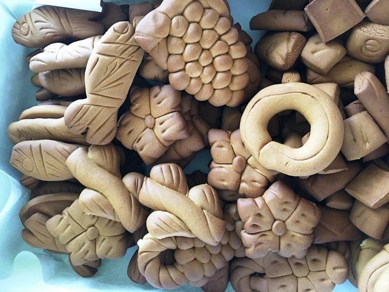 mastazzola: i dolci tipici