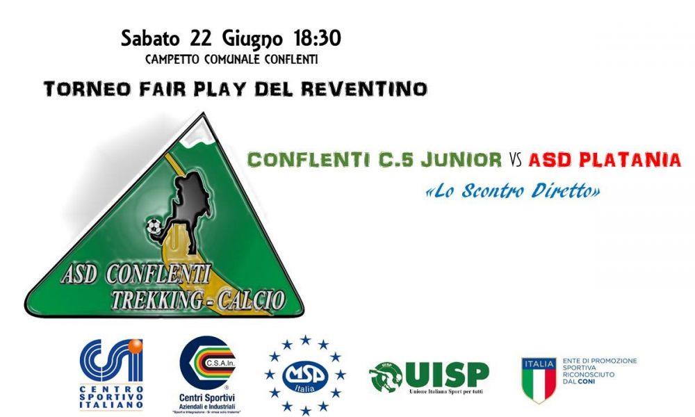 Torneo Fair Play: scontro diretto