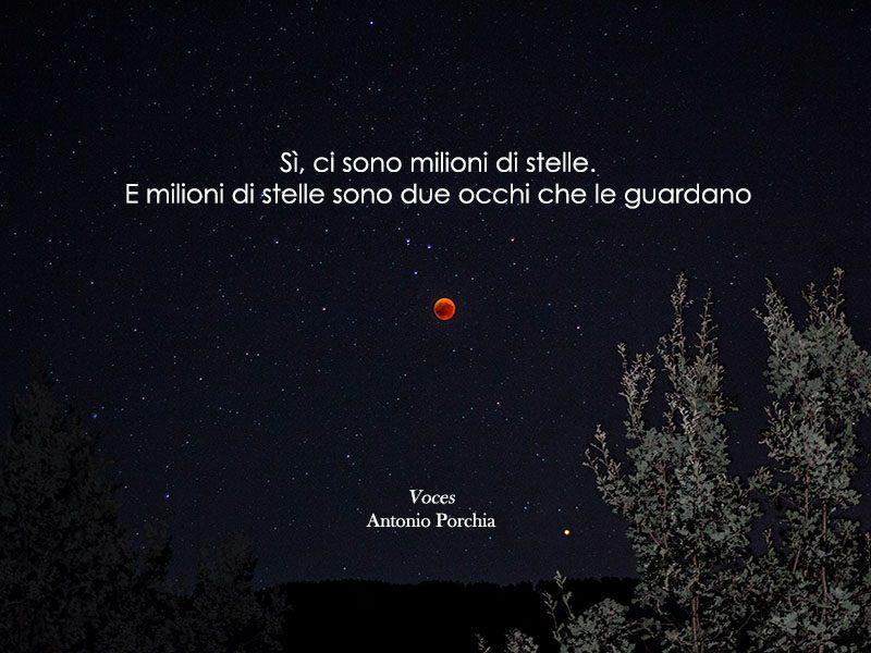Milioni di stelle sul cielo di conflenti