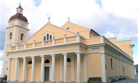 La Madonna e il portone sotto il Colonnato
