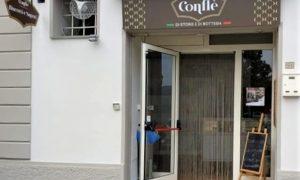 Confle: negozio