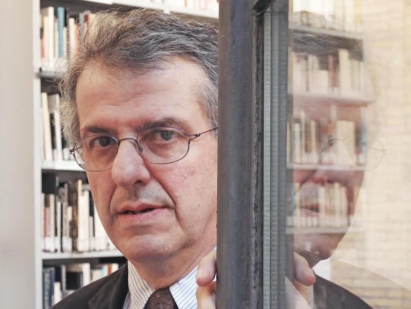 Francesco Erbani: primo piano