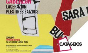 Francesco Maria Caberlon: Lacerazioni