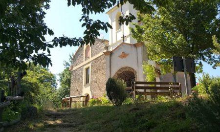 Il luogo prescelto: La Chiesa della Querciola durante la sua festa