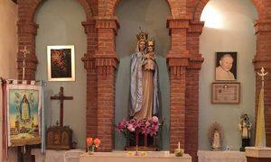 La Madonna Del Ponte Di Lanciano Si Venera A Berazategui Provincia Di Buenos Aires Argentina