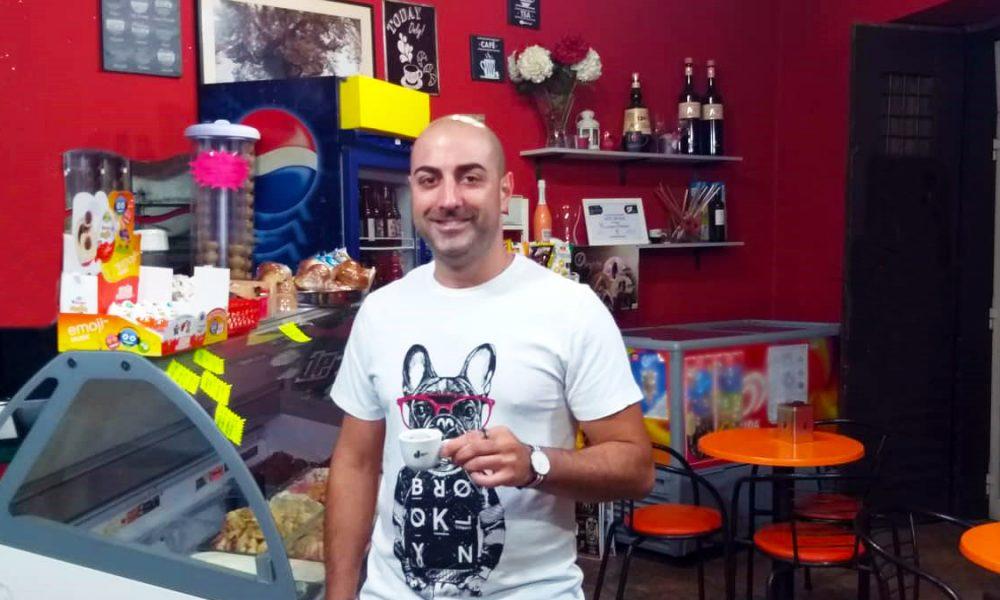 Alessandro Pasqua: posa per it Conflenti