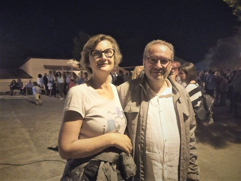 versailles: Giuseppe Brugellis E Caroline Delamarche