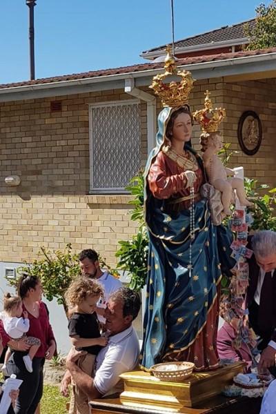 festa della Madonna A Sidney