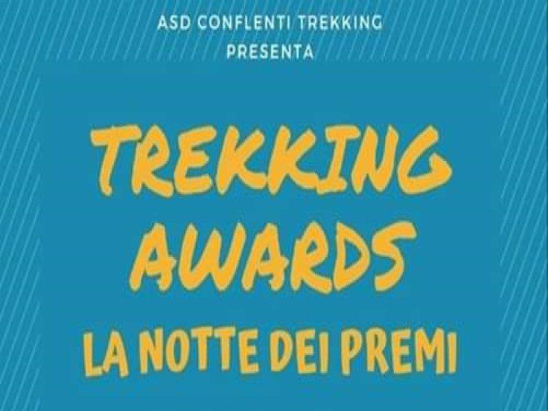 Trekking Awards: locandina evento