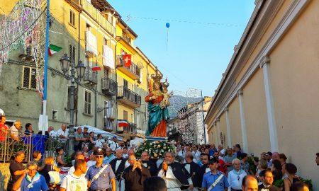 Festa Della Madonna Della Quercia Di Conflenti