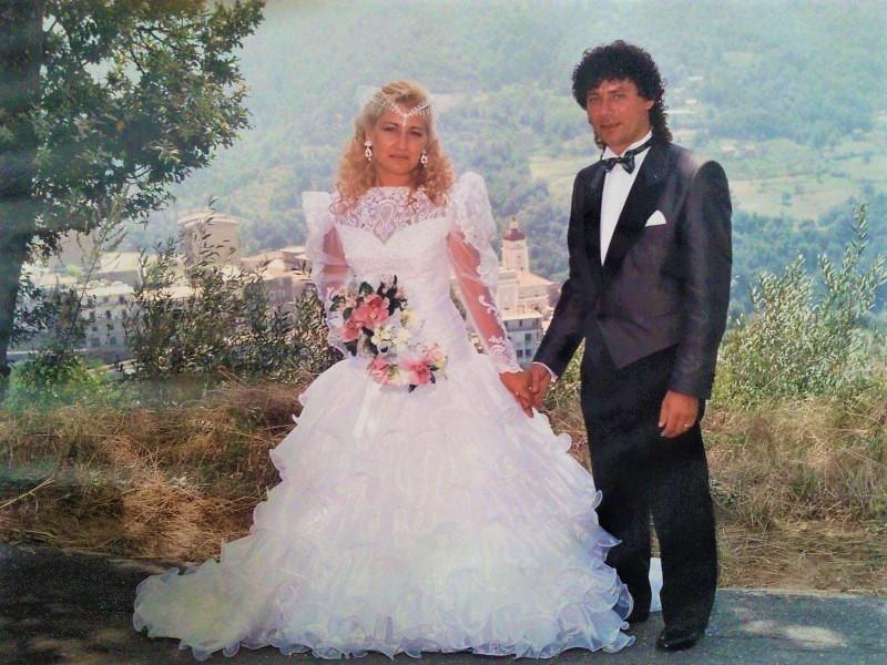 Domenico E Fabiola Sposi