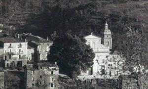 Facciata Santuario Antica