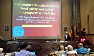 Franco Roperto relatore di un Seminario