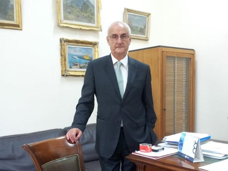 Franco Roperto: primo piano