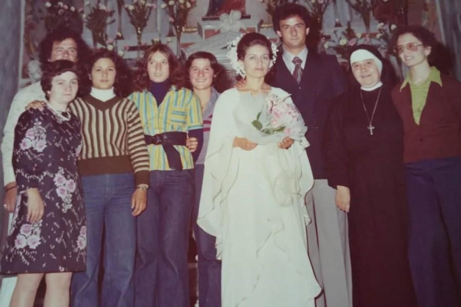 tony: Matrimonio Franco E Gina