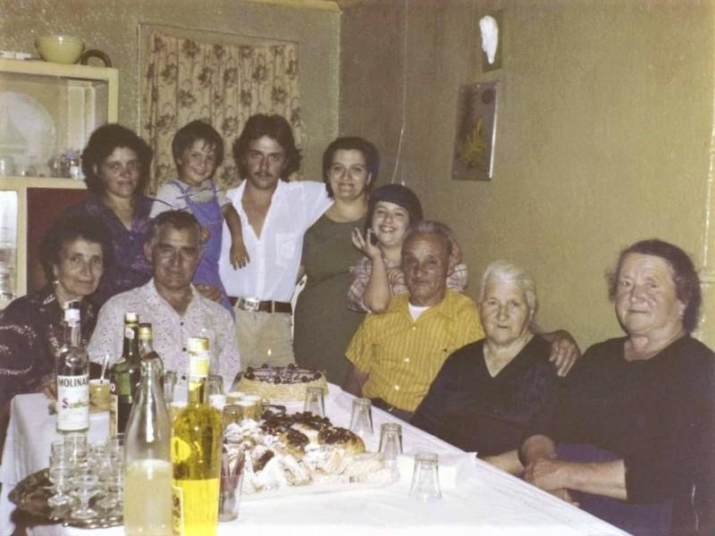 La famiglia di Tony Nero