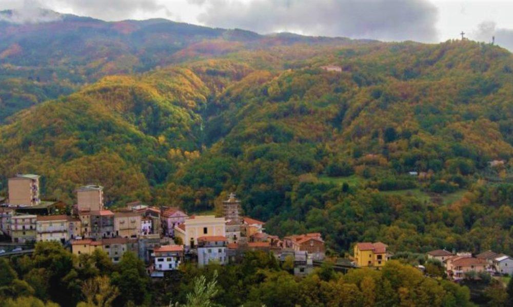 Ottobre: Conflenti in autunno
