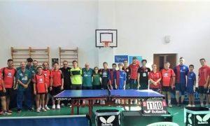 TT Conflenti: insieme alle squadre del Girone nord