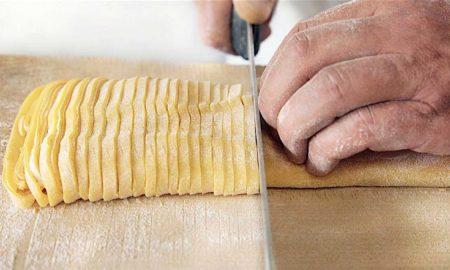 tagliarini: Pasta Tagliata A Mano