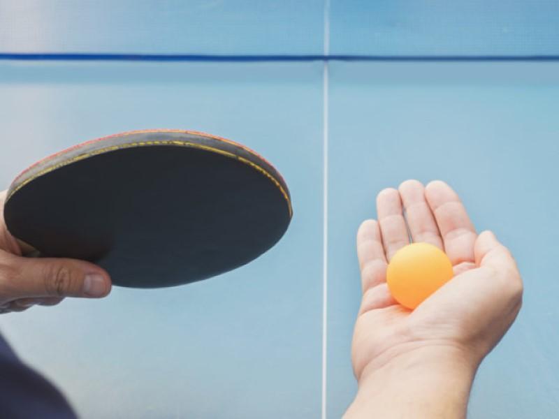 TT Conflenti: pallina e racchetta