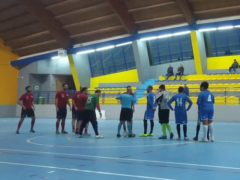 Resoconto Partita calcio a Cinque