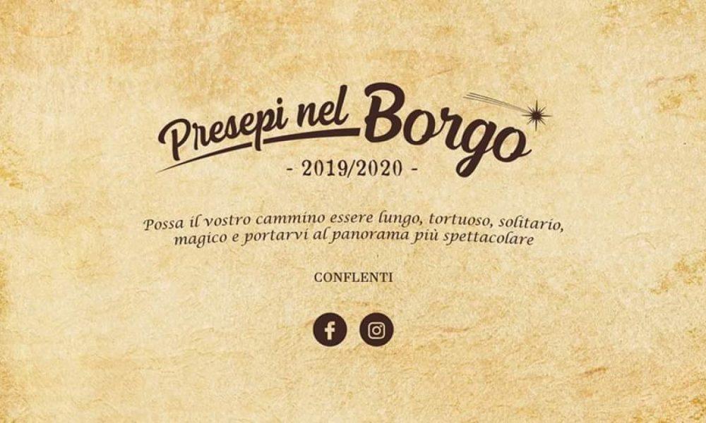 Presepi Nel Borgo 2019 - 2020