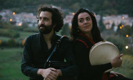 winter edition: I Musicisti Federica Greco E Paolo Presta