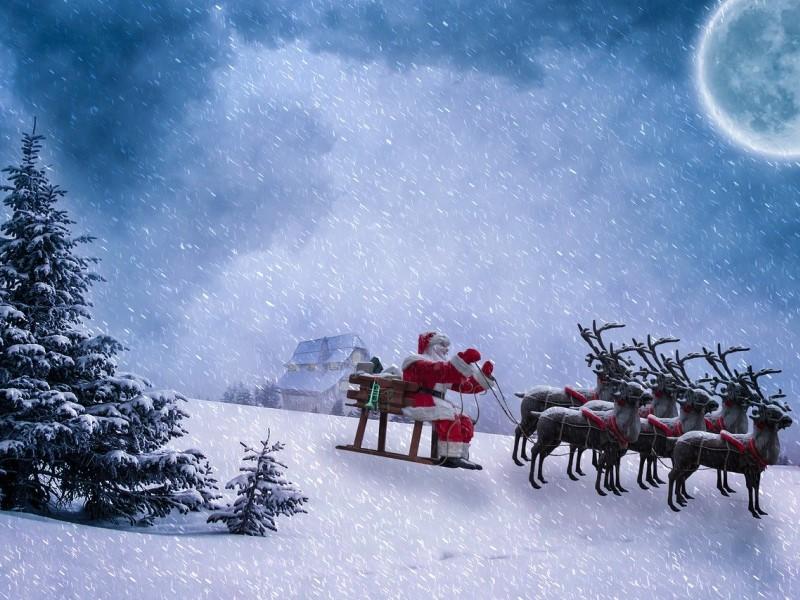Racconto di natale: Babbo Natale
