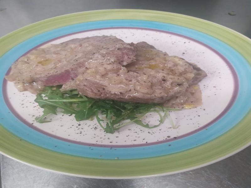 Filetto Con Castagne
