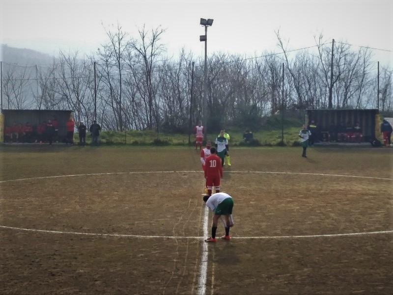 Calcio Inizio: conflenti vs Aiello