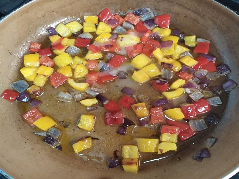 Peperoni E Cipolla Soffritti