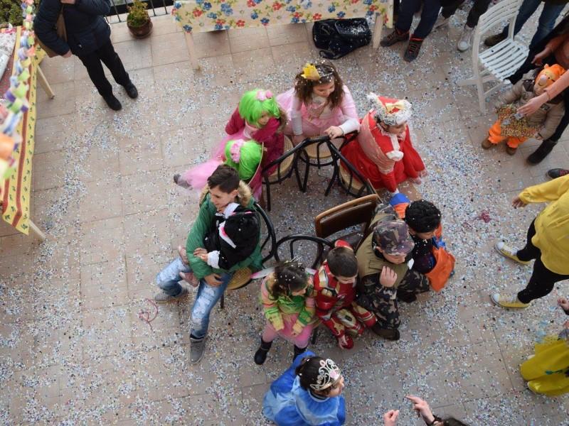 Carnevale a conflenti Bimbi