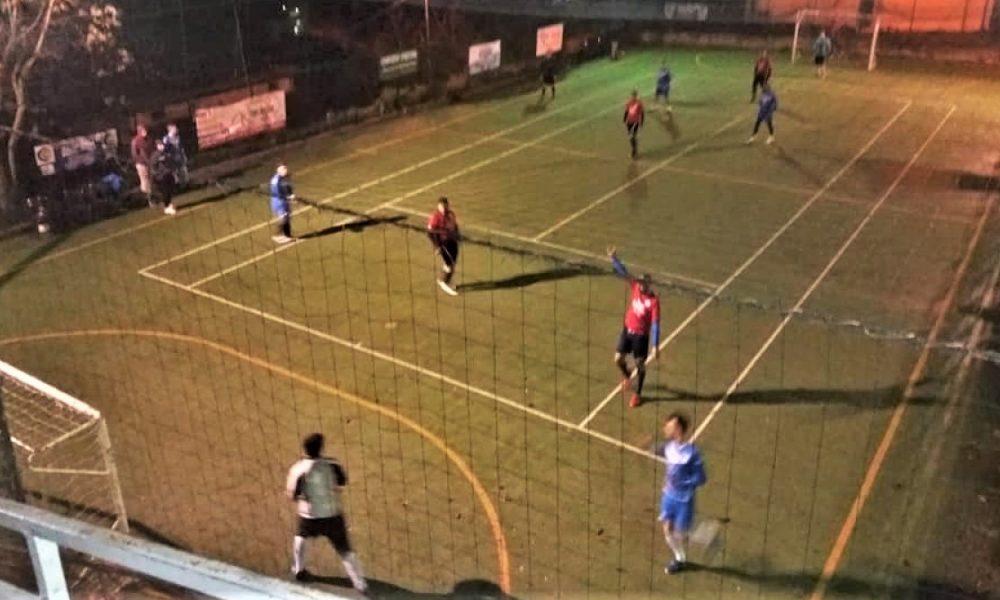Lunedì Di Calcio A 5: conflenti real silana