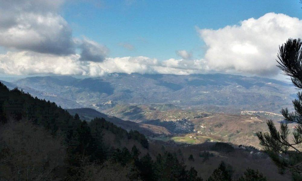 Panorami Mozzafiato Reventino
