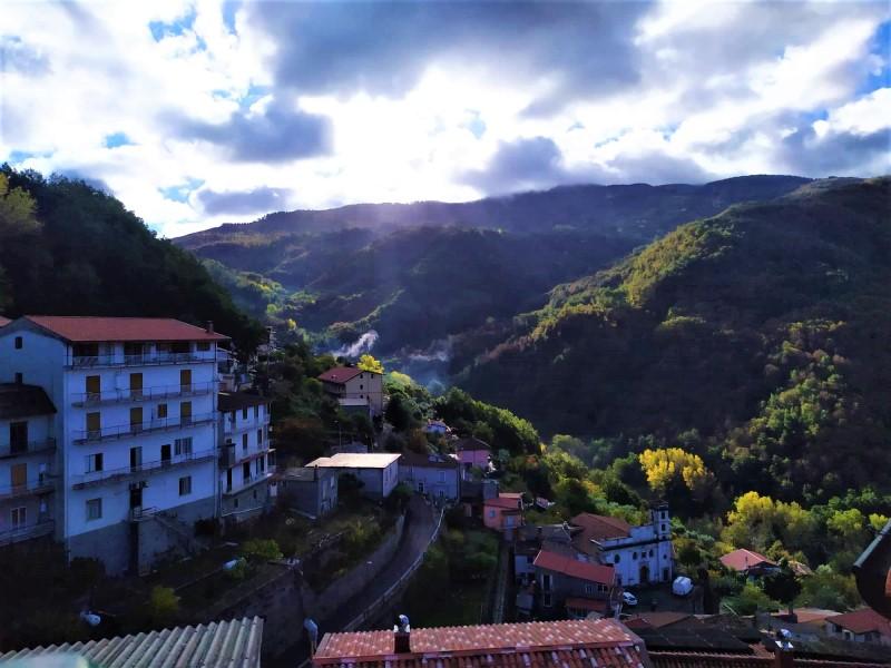 Alba Sul Reventino