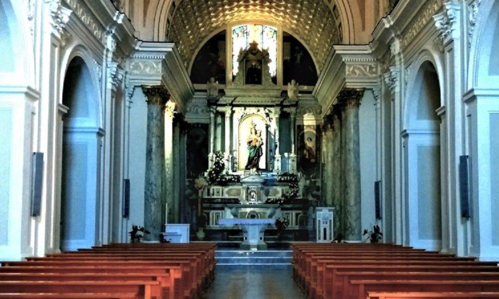 La Basilica vuota