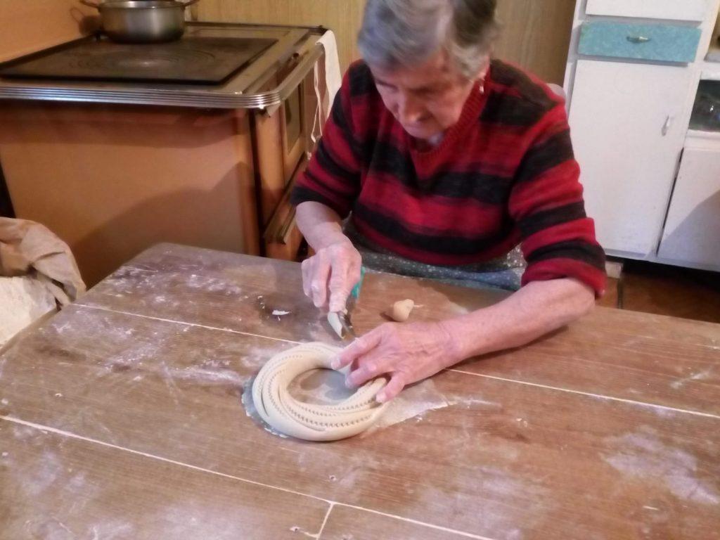 Preparazione Mastazzola Lina 3