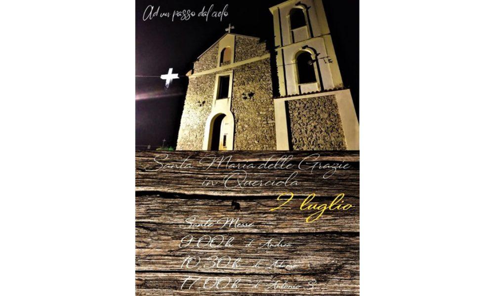 Celebrazioni liturgiche: locandina Orari Messe