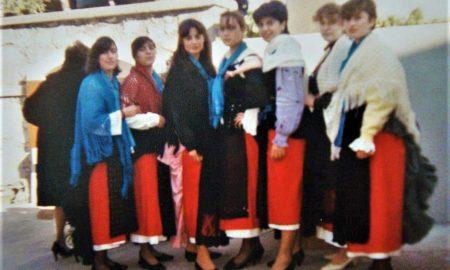 Donne vestite da Pacchiane